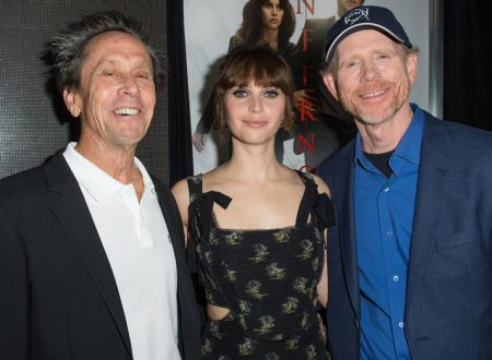 'Inferno' L.A. Premiere: Tom Hanks, Felicity Jones and Ron Howard Talk Latest Robert Langdon