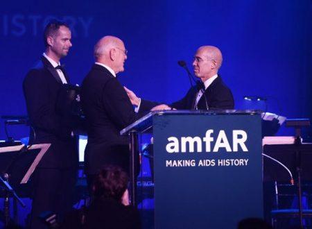 "Jeffrey Katzenberg Takes Aim at Trump at amfAR Gala: ""Demagogues Have Had Their Day"""